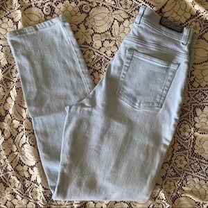 Vintage Gloria Vanderbilt Mint Green Mom Jeans-10